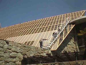 Reinstalling the Roof